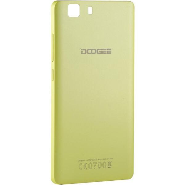 Pouzdro DOOGEE X5/X5 PRO žluté Žlutá