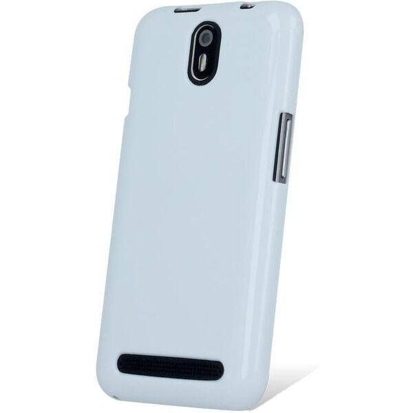 SILIKONOVÉ (TPU) POUZDRO BÍLÉ PRO myPhone FUN 5 TPUMYAFUN5SIWH Bílá