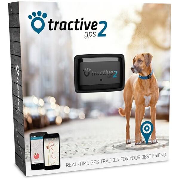 Tractive GPS 2 Tracker Černá