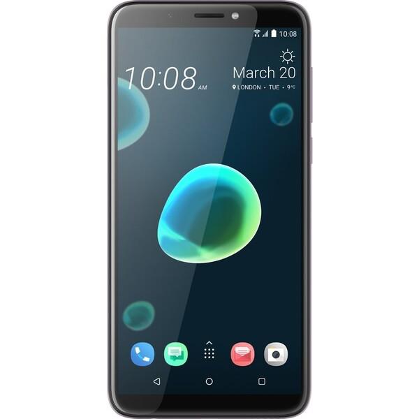 HTC Desire 12+ Stříbrná