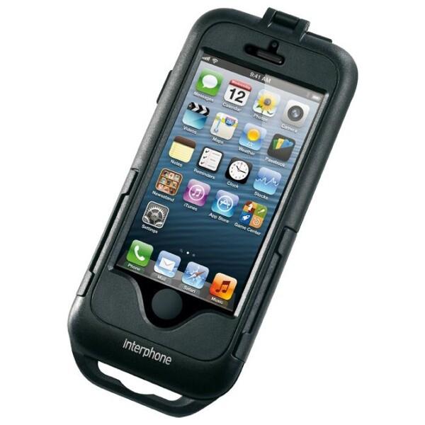 Držák CellularLine INTERPHONE SMIPHONE5 Černá