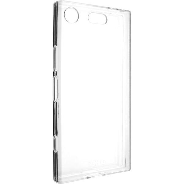 Pouzdro FIXED TPU gelové Sony Xperia XZ1 Compact čirá Čirá