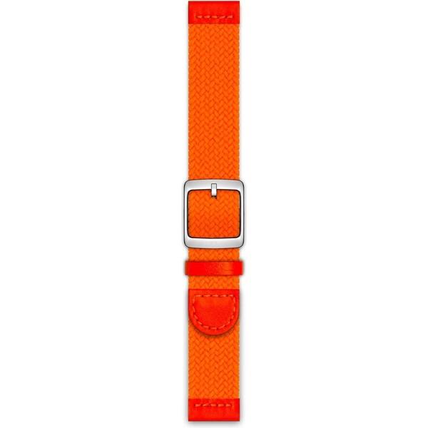 Nokia Accessory Summer Strap řemínek (18mm) Activité Steel a Steel HR (36mm) oranžový NOK-SUM-18-NE Oranžová