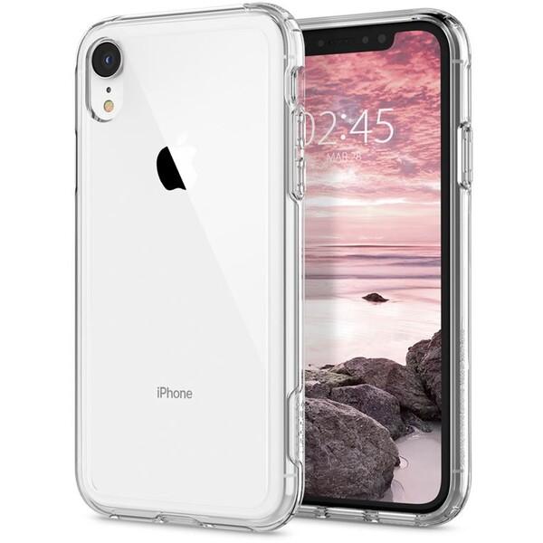 Spigen Crystal Hybrid kryt Apple iPhone XR čirý