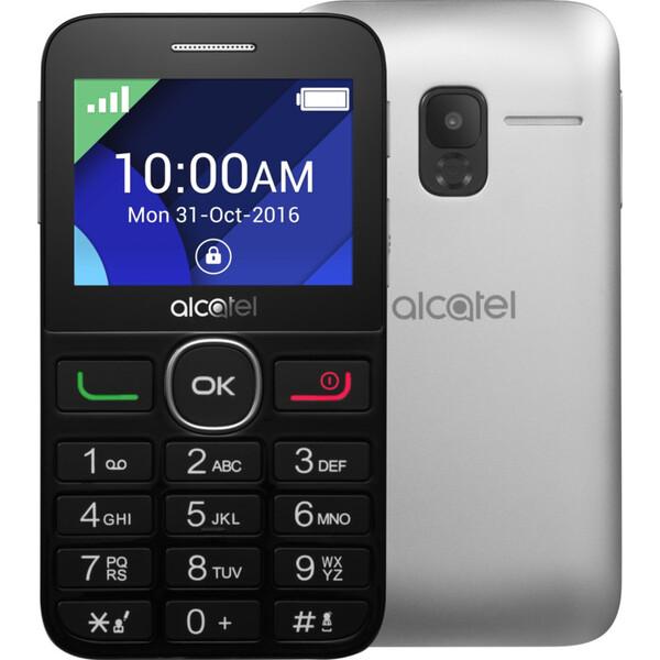 Alcatel OT-2008G Černá