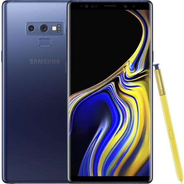 Samsung Galaxy Note9 N960F 512GB Modrá