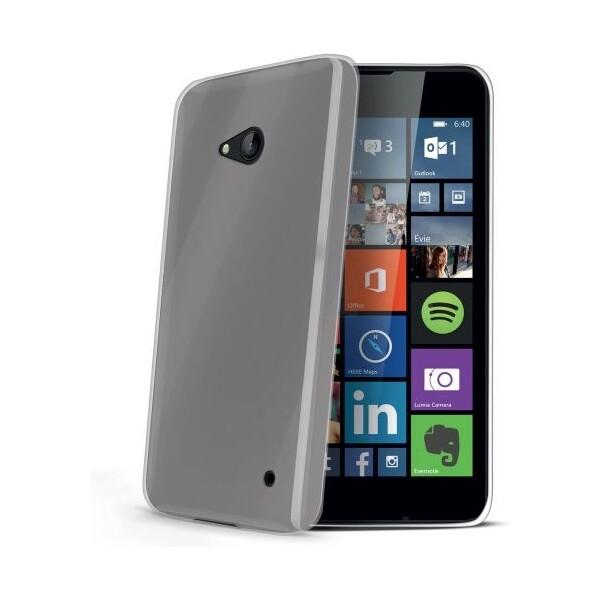 CELLY Gelskin pouzdro Microsoft Lumia 550 čiré