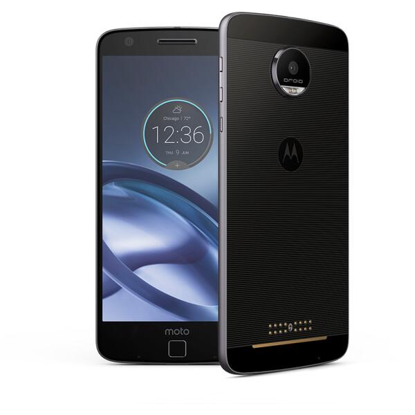 Lenovo Moto Z Dual LTE černý