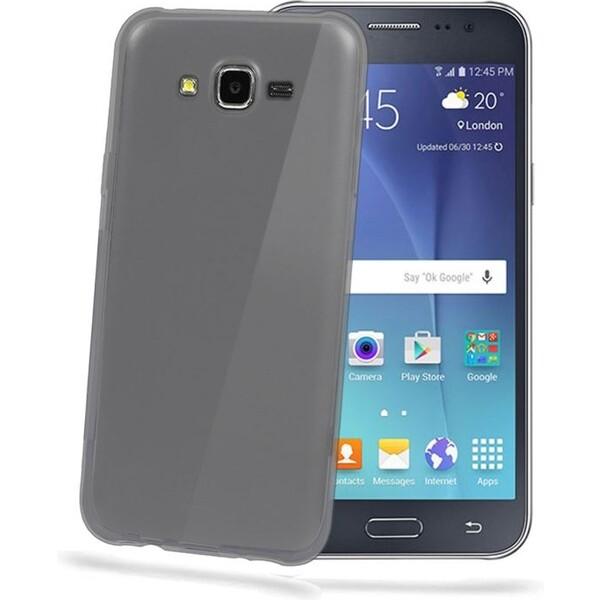CELLY Gelskin pouzdro Samsung Galaxy J5 (2015) černé