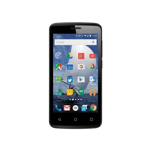 MAXCOM Smart MS453 Dual SIM Černá