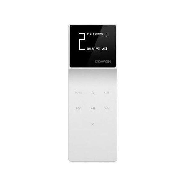 Cowon iAudio E3 8GB Bílá