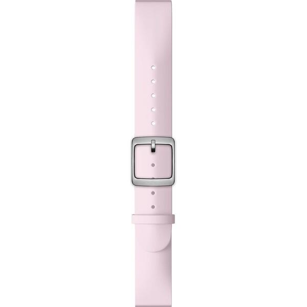 Nokia Accessory silikonový řemínek (18mm) Activité Steel a Steel HR (36mm) světle růžový NOK-SIL-18- Světle růžová