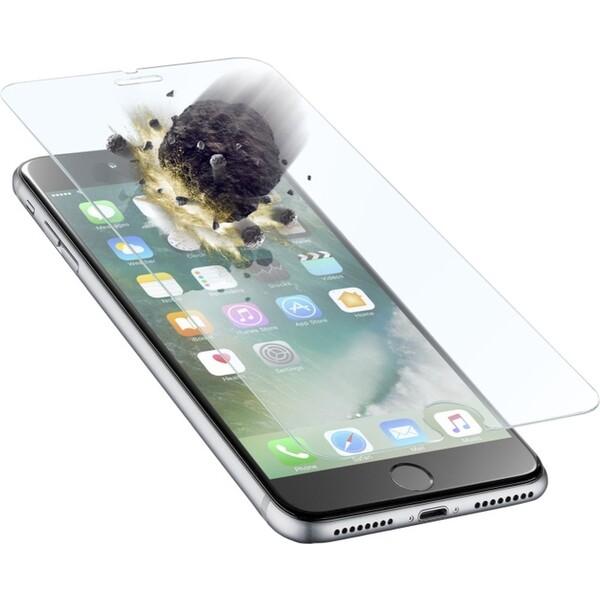 CellularLine TETRA FORCE GLASS pro Apple iPhone 7 Plus TETRAGLASSIPH755 Čirá