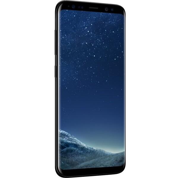 Samsung Galaxy S8 Černá + Moje Galaxy Premium servis