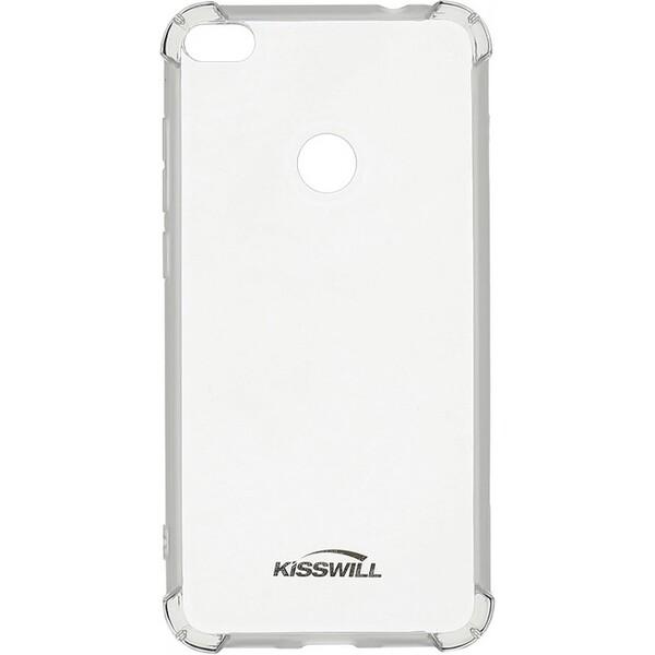 Kisswill Shock TPU pouzdro Xiaomi Redmi Note 5 8596311024221 Čirá