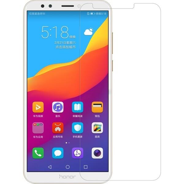 Nillkin 2.5D tvrzené Sklo 0.2mm H+ Huawei Y9 2018 6902048155008 Čirá