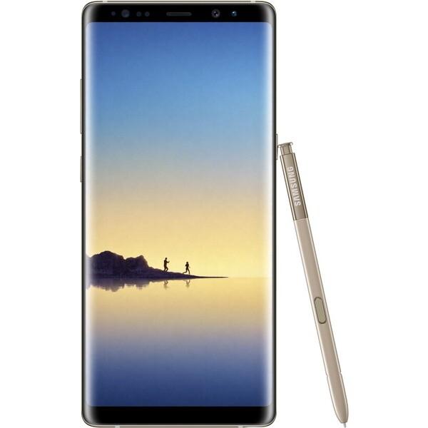 SAMSUNG GALAXY NOTE 8 N950F 64GB Zlatá + Moje Galaxy Premium servis