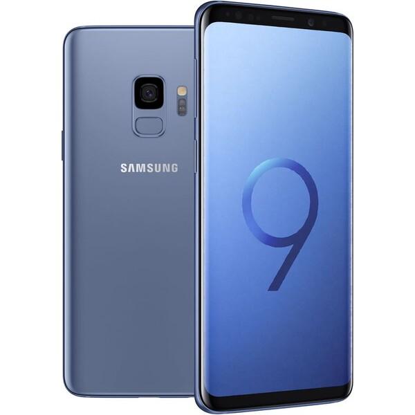 Samsung Galaxy S9 G960F 64GB Dual SIM Modrá