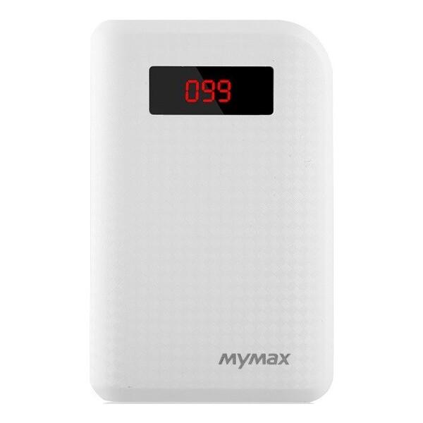 iMyMax Carbon 10.000mAh bílá Bílá