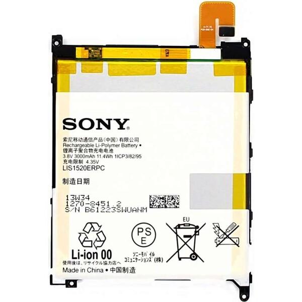 1271-9084 Sony Baterie 3000mAh Li-Ion (Bulk) Žlutá