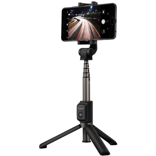 Huawei Original Bluetooth Tripod Selfie Tyč AF15 Black (EU Blister) Černá