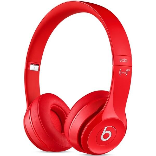 Beats by Dr. Dre MH8Y2ZM/A Červená