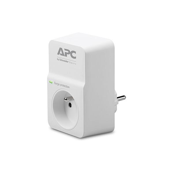 APC SurgeArrest Essential PM1W-FR Bílá