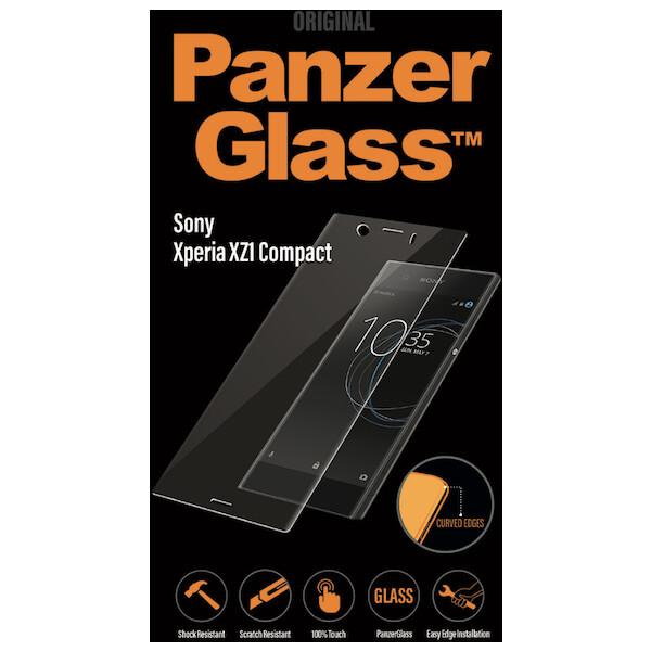 PanzerGlass ochranné tvrzené sklo PREMIUM pro Sony Xperia XZ1 Compact, čiré 4443256 Čirá