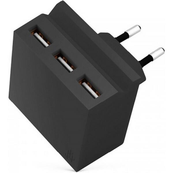 Nabíječka USBEPower USBE_MINI_HIDE - neoriginální Černá