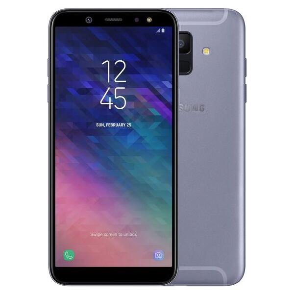 Samsung Galaxy A6 A600F Dual SIM Fialová