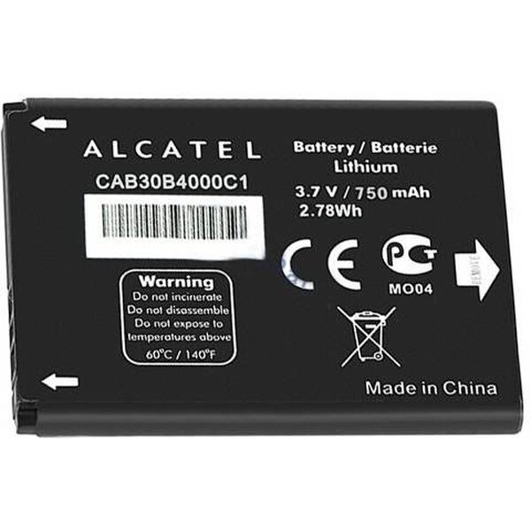 Alcatel ONE TOUCH 2010 baterie 750 mAh Li-ion