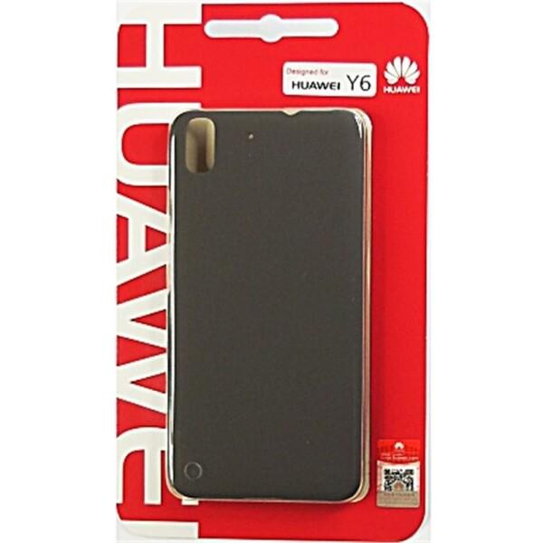 Huawei Protective pouzdro Y6 černé