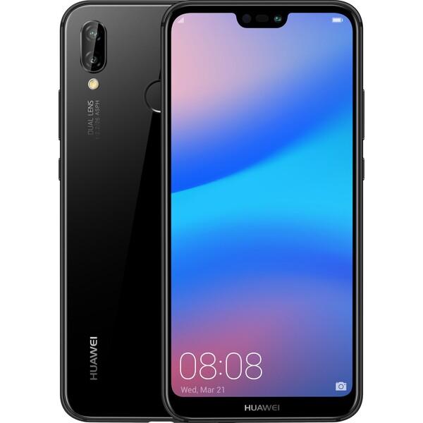 Huawei P20 Lite Černá