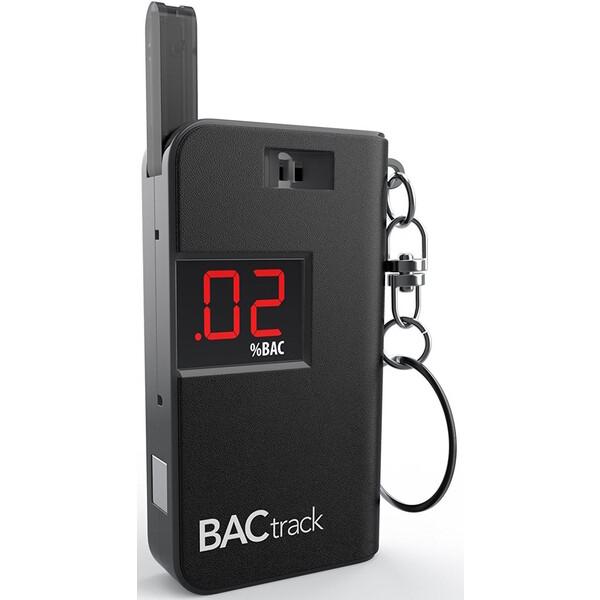 BACtrack Keychain BT-KC10T Černá