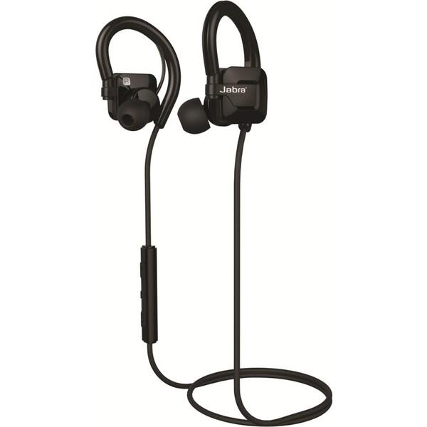 Jabra STEP Bluetooth hudební sluchátka s HF, černá