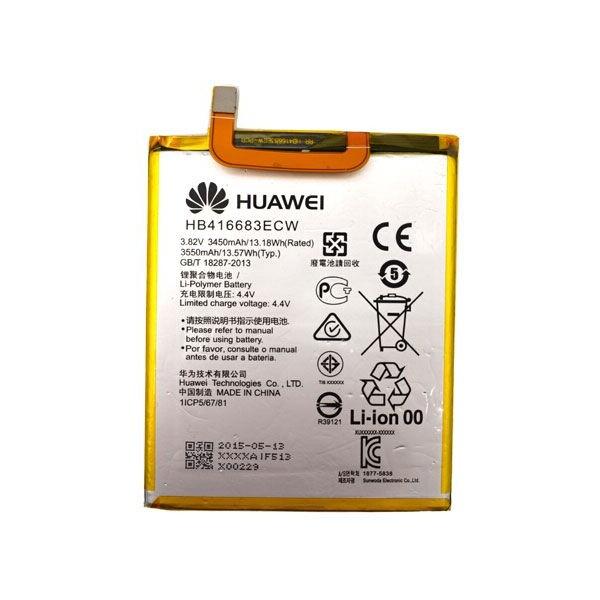 Baterie Huawei HB416683ECW Černá