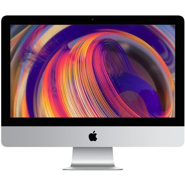 """Apple iMac 21,5"""" Retina 4K 3,6GHz / 8GB / 1TB / Radeon Pro 555X 2 GB / stříbrný (2019)"""
