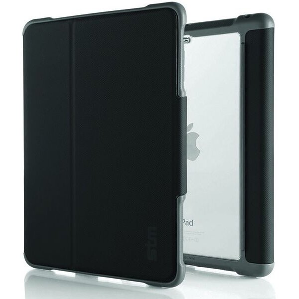 STM Dux Rugged pouzdro Apple iPad Mini 4 černé
