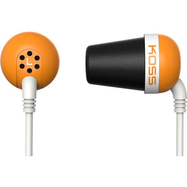 Koss The Plug Oranžová