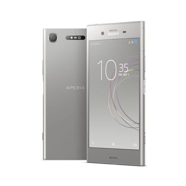 Sony Xperia XZ1 Stříbrná