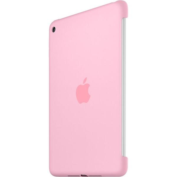 Apple iPad mini 4 Silicone Case zadní kryt světle růžový