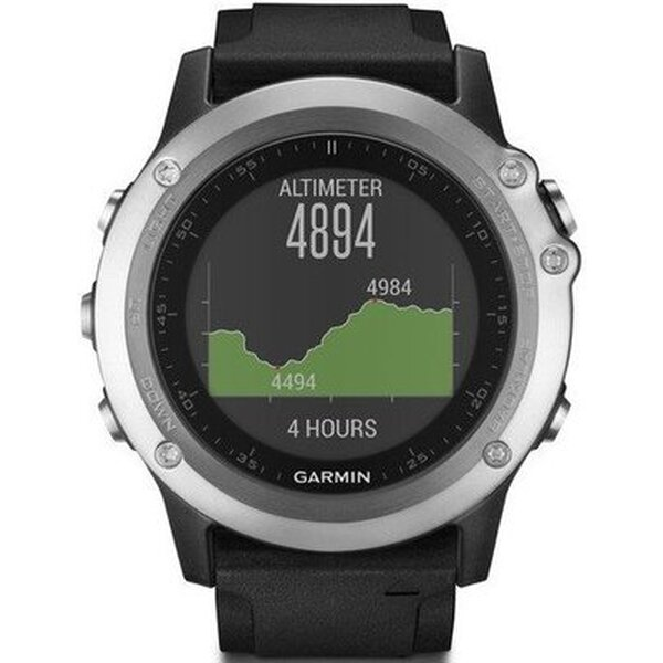Garmin Fenix 3 Optic Stříbrná