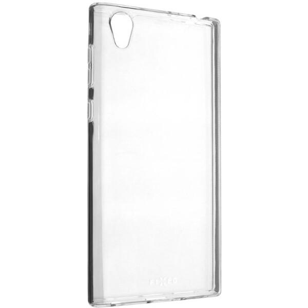 Pouzdro FIXED TPU gelové Sony Xperia L1 čiré Čirá