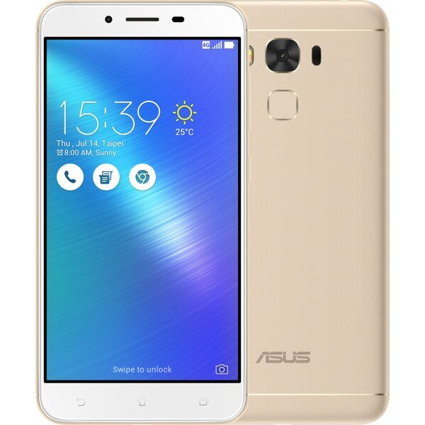 Asus ZenFone 3 Max ZC553KL 32GB Dual SIM LTE zlatý