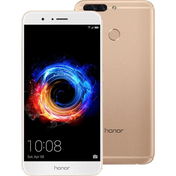 Honor 8 PRO 6/64GB Dual SIM LTE zlatý