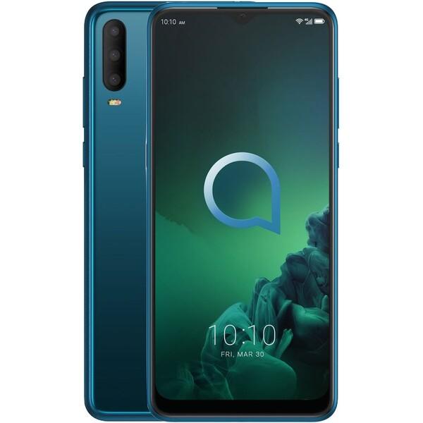 Mobil Alcatel 3X 2019 (5048U) 6GB/128GB zelený