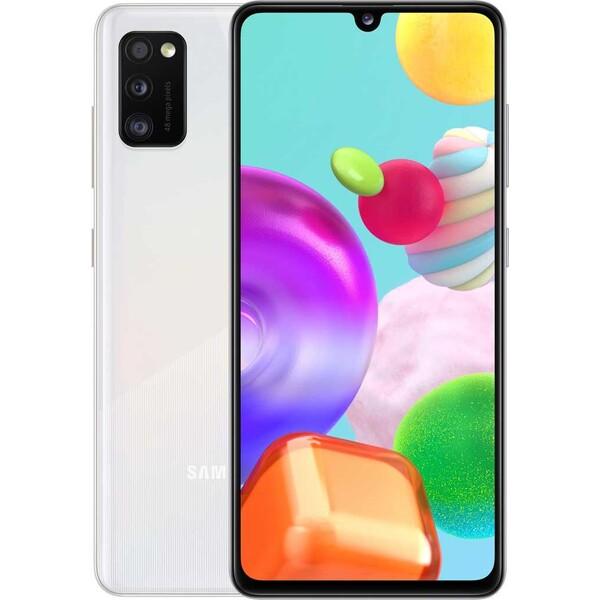 Samsung Galaxy A41 Dual SIM bílý