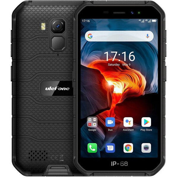UleFone Armor X7 PRO Dual SIM 4GB+32GB černý