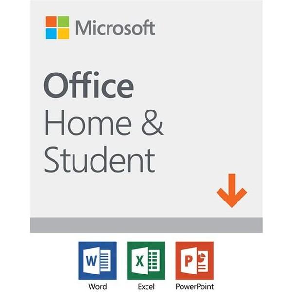 Microsoft Office pro studenty a domácnost 2019 CZ - elektronická licence