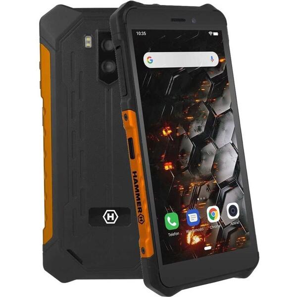 myPhone Hammer Iron 3 3G Oranžová